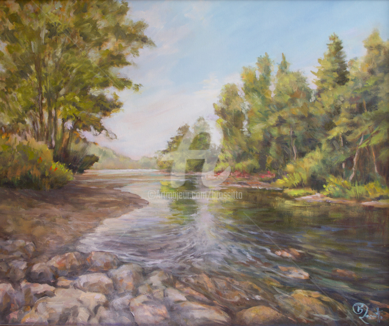 B.Rossitto - Adirondacks Stream