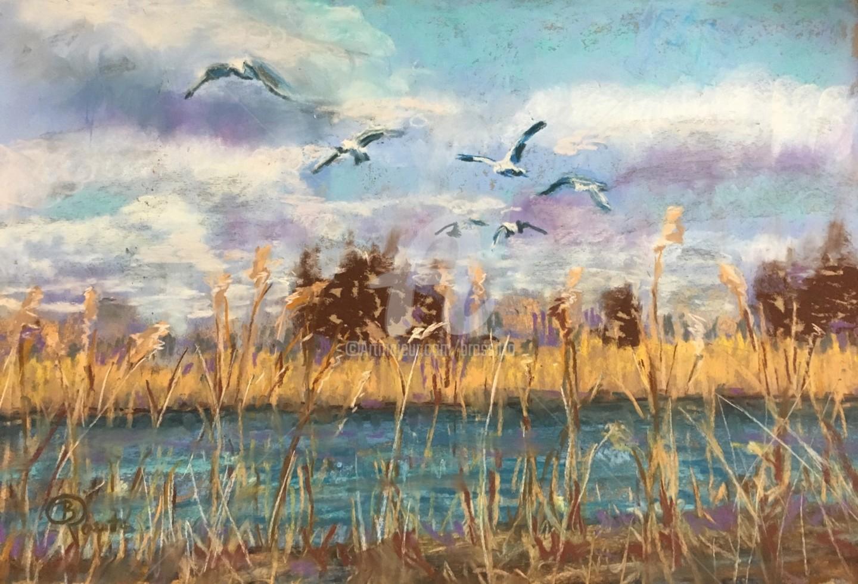 B.Rossitto - As Gulls Fly