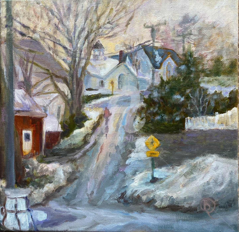 B.Rossitto - Long Hill Home