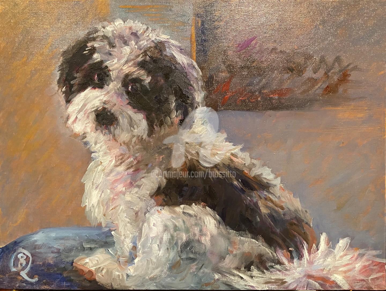 B.Rossitto - Impressionist Puppy