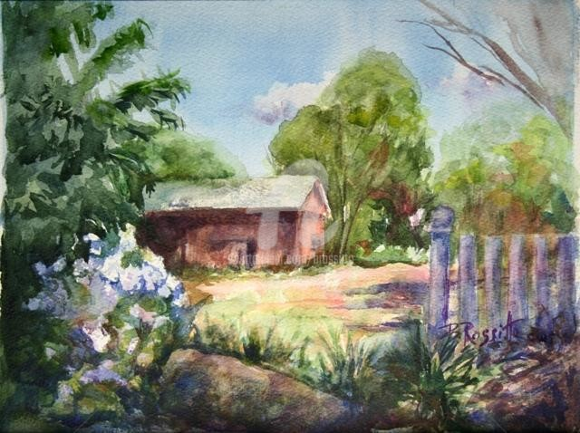 B.Rossitto - Glastonbury Barn