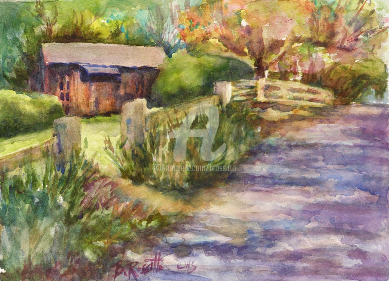 B.Rossitto - Barn by the Cove