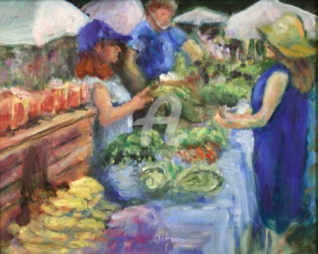 B.Rossitto - Market Day - Birdsong Farm
