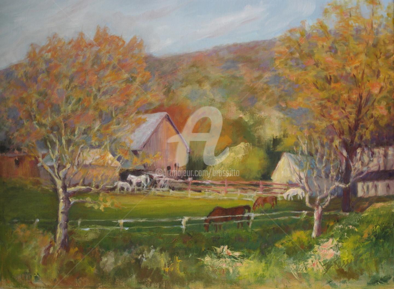 B.Rossitto - Birth and Rebirth Across Mitchells Pond