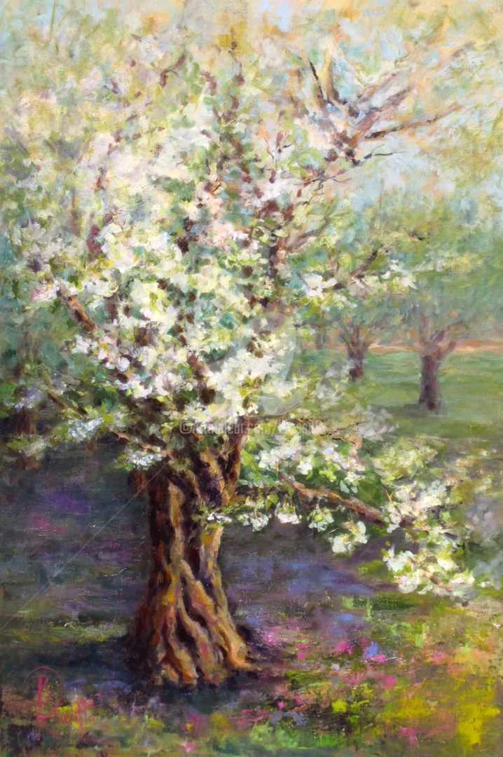 B.Rossitto - Under the Apple Tree