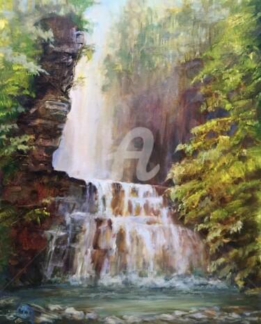 Tall Falls,  Adirondacks
