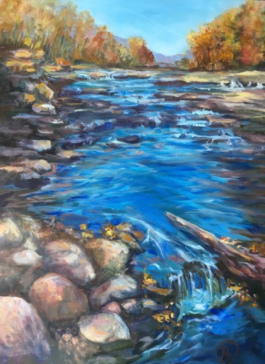 Salmon River Blues - Autumn