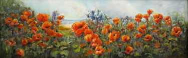 Poppies by the Shore