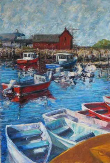 Rockport Motif Number One Sunny Day