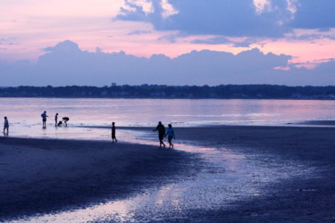 Sunset at the Beach, Old Saybrook