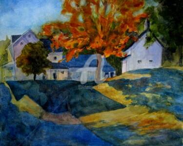 Chester farmhouse Autumn