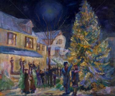 Lighting the Christmas Tree #3