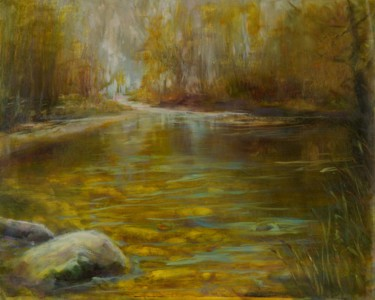 Lazy Yellow River