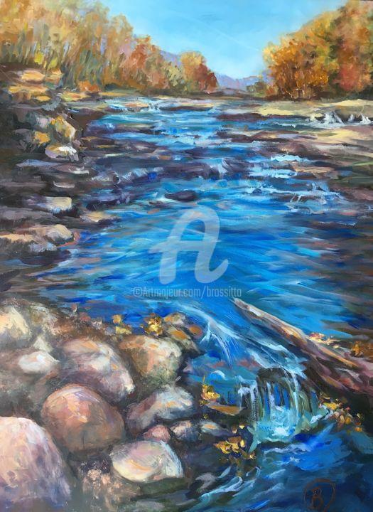 B.Rossitto - Salmon River Blues - Autumn
