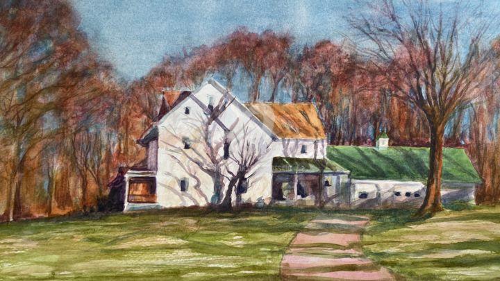 B.Rossitto - Chester Farmhouse Autumn
